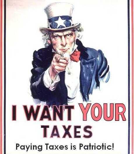 О канадских налогах