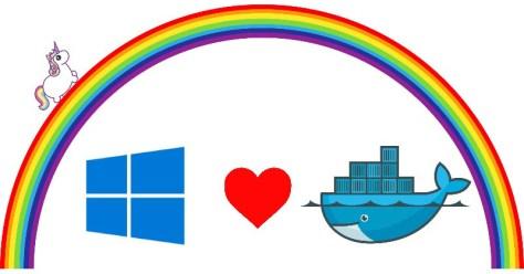 Windows контейнеры