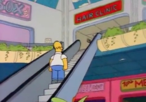 """Simpson and delilah"". Simpsons, S02E02"