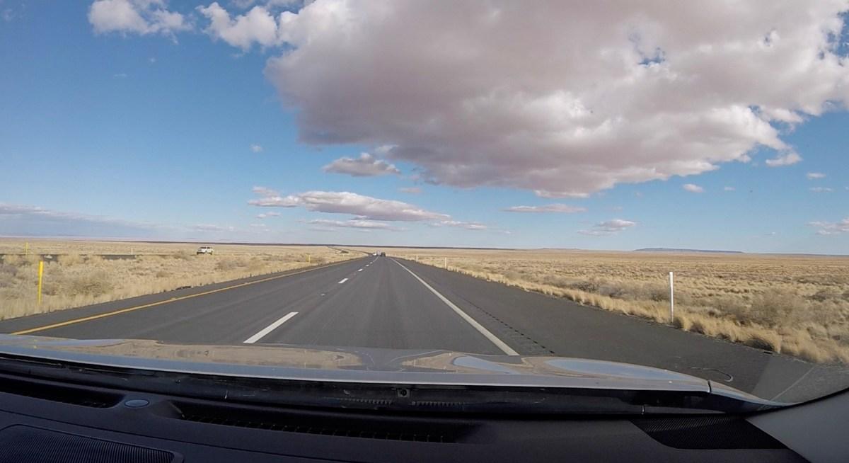 Дорога к метеориту