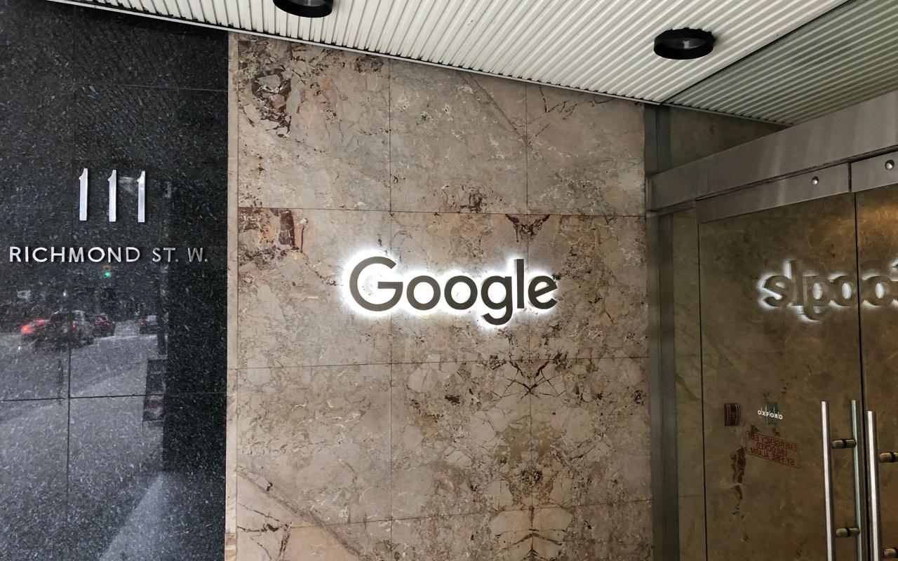 Гугл Торонто