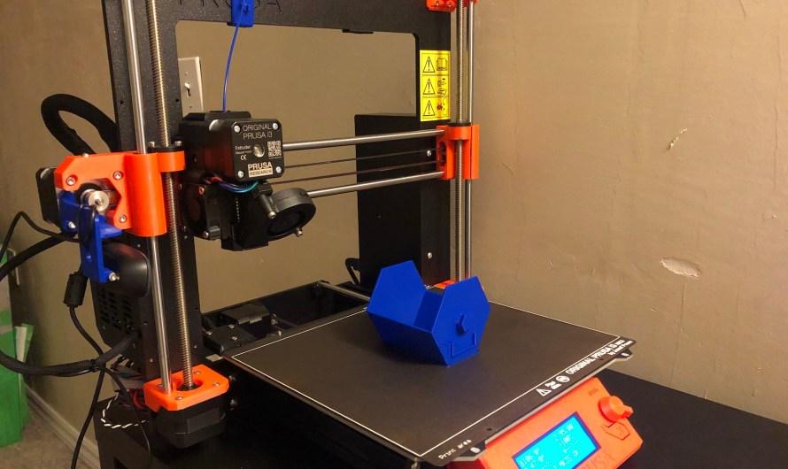 Про новую игрушку — 3д-принтер