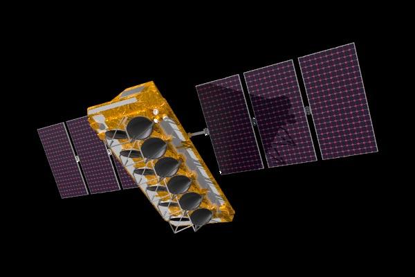 O3b satellite