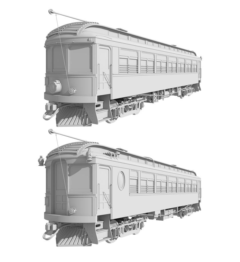 Car 505 Model
