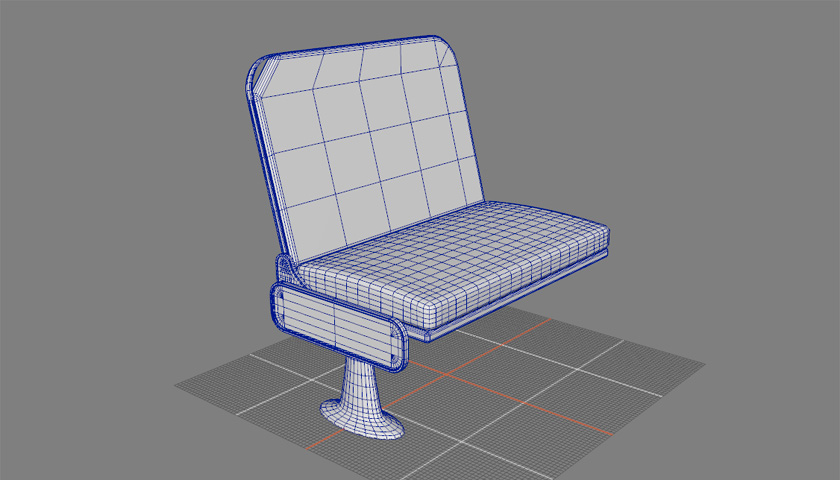 Walkover Seat