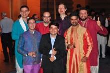 Os gringos + Vishal