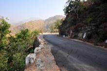 Caminho de Udaipur até lá é em uma estrada bem complicadinha e no meio de morros. Atenção redobrada junto ao motorista