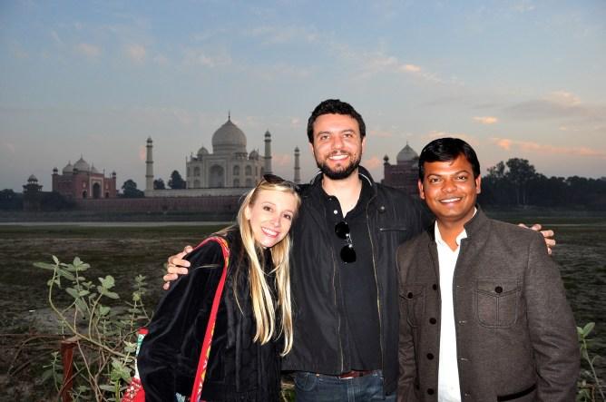 Nós e o Gaurav
