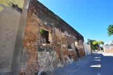 Veja, construções feitas de pedra exatamente como Zanzibar.