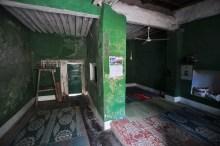 Visão interior da Mesquita