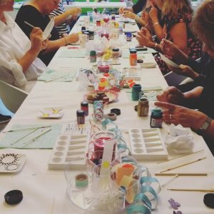 Workshop zaterdag 23 februari 2019 @ DotsDesign - kadeatelier