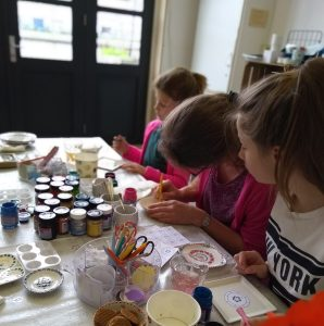 Junior workshop @ Lil' Delfshaven