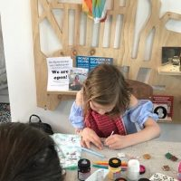 Junior workshop vrijdag 23 augustus 2019