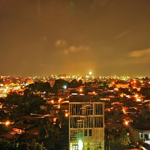 Yaoundé By Night
