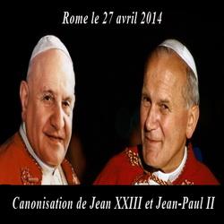 Bref Jean-Paul II est Saint …AUSSI !