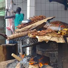 Street Food - Yaoundé