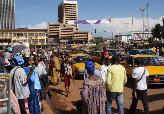 Yaoundé - Poste Centrale