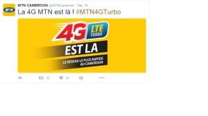 4G MTN Twitter