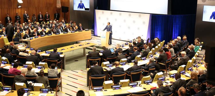 Sommet des dirigeants sur les réfugiés 20-09-2016_full