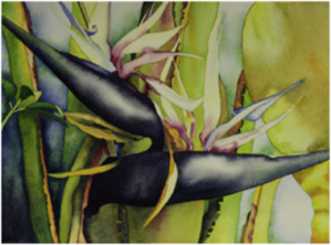 Shaping Your Watercolors ~ Carolyn Gates @ The Hoffman Center for the Arts in Manzanita