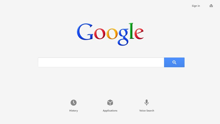 [Windows 8] Use Google instead of Bing with the official