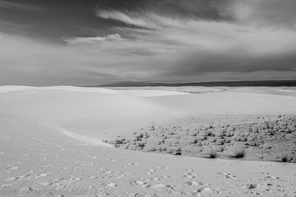 Enchanting White Sands National Monument in New Mexico