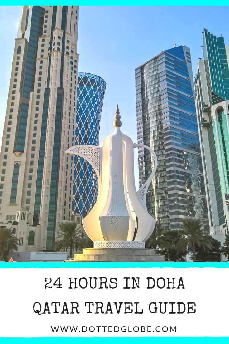 Traveling to #Qatar & looking for ways to spend a day in #Doha? See the Doha skyline on a dhow cruise, shop in Souq Waqif & visit the Museum of Islamic Arts. Explore Doha's top highlights using this 1-day itinerary. #visitqatar #visitdoha #dohatravel #qatartravel #travel #middleeast #middleeasttravel #layoverdoha #travelguide #qatarairways Things to do in Doha Qatar | The Middle East | Middle East Travel | Doha travel | Qatar Travel | Qatar with kids | Doha with kids |