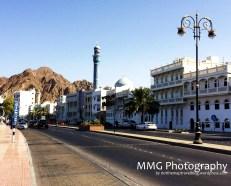 Muttrah Corniche, Oman