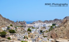 Old Muscat View, Oman