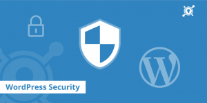 WordPress security primary Conception