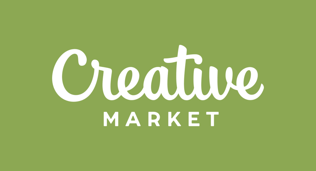 Sell Designs Online creative market