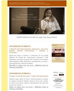 Note di psicologia clinica e psicoanalisi a cura della dott.ssa Valentina Carretta