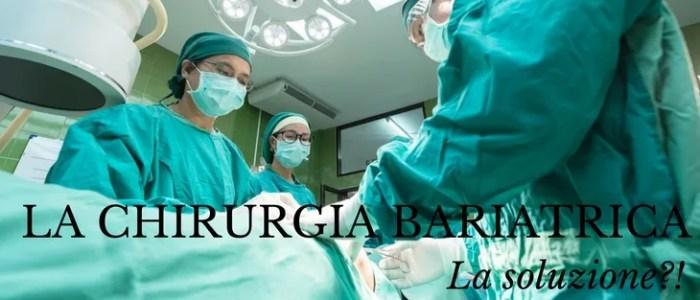 chirurgia bariatrica obesità aspetti psicologici
