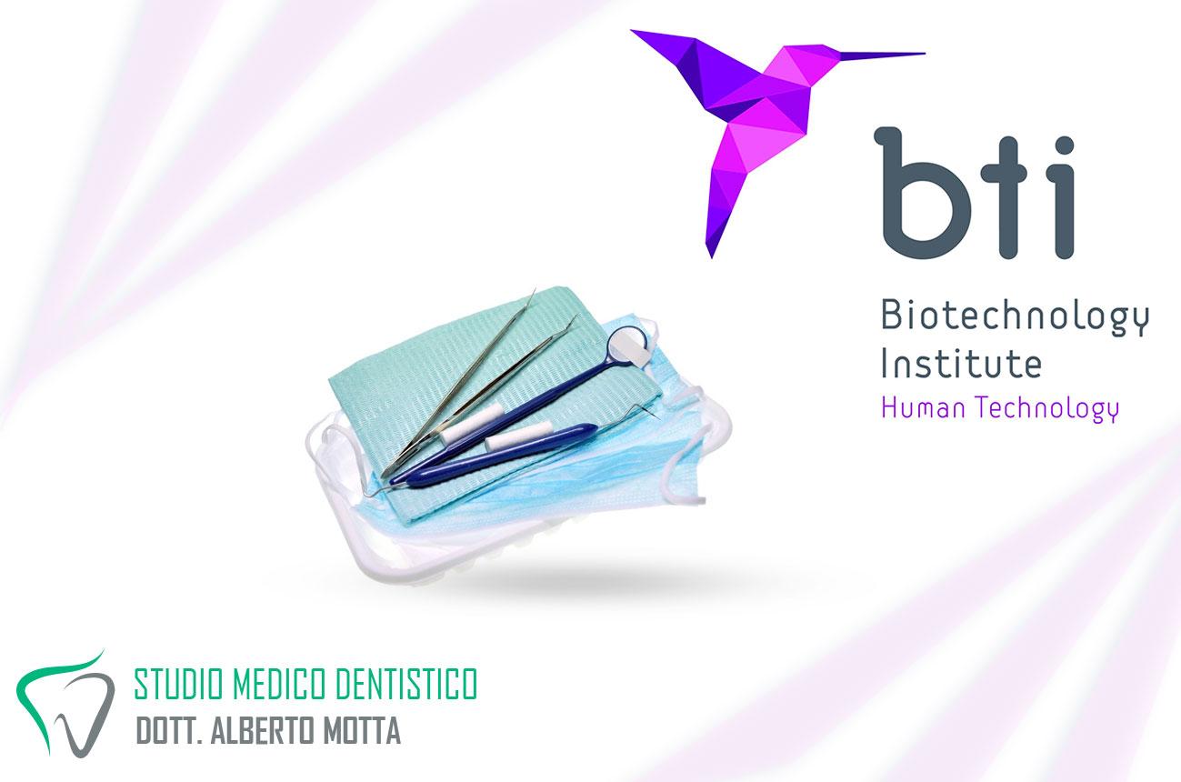 Logo di BTI biotechnology industry