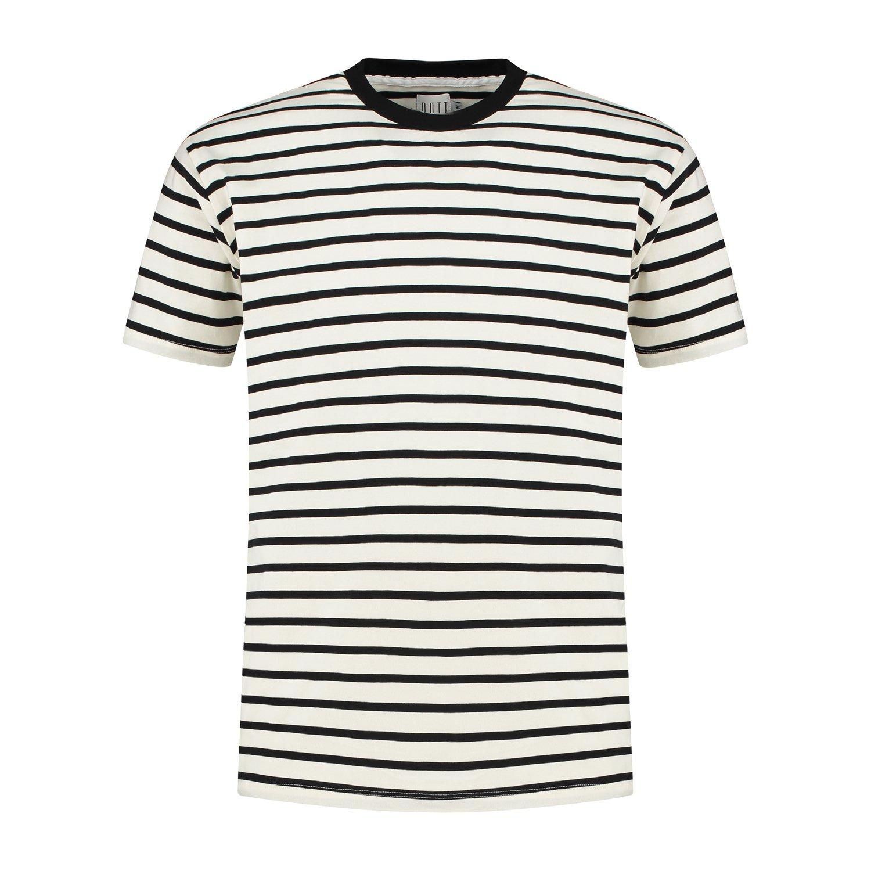 Men S Organic Striped T Shirt Dottshop