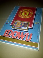 Manchester United concept Greeting Card