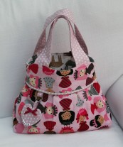 Reversible Girl's Handbag