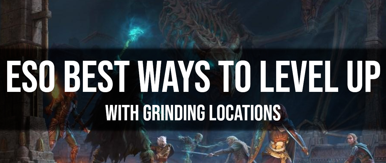 Best Ways to Level Up & Grinding Spots - Dottz Gaming