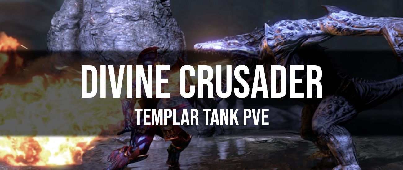 Divine Crusader – Templar Tank PvE Build - Dottz Gaming