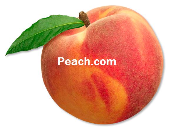 Peach.com