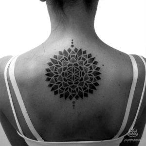 Lo Que No Sabes De Los Mandalas Tattoos En Puntillismo Dotworkes
