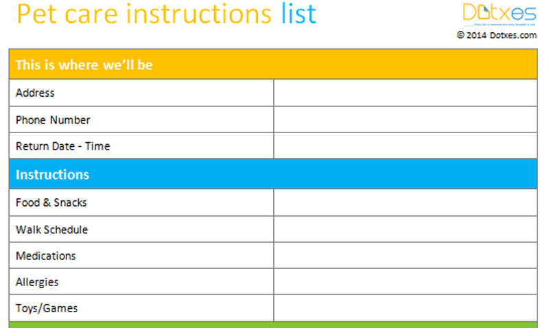 Professional-pet-care-instructions-list-template-(-featured-image)