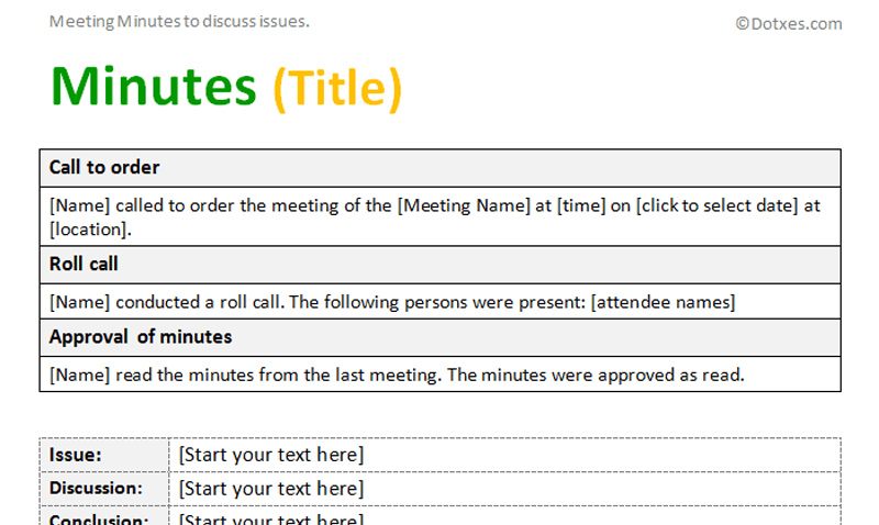 Meeting-Minutes-Template-to-Discuss-Issues-(featured-image)
