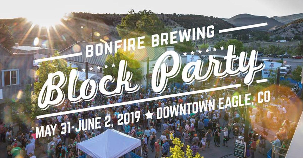 bonfire block party 2019