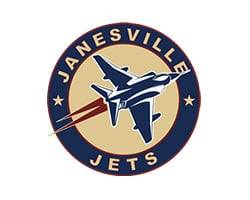 Janesville Jets Logo