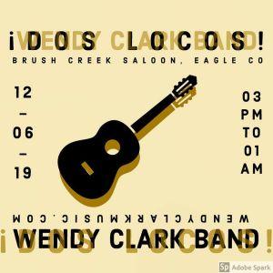 dos locos wendy clark band