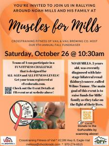 muscles for mills