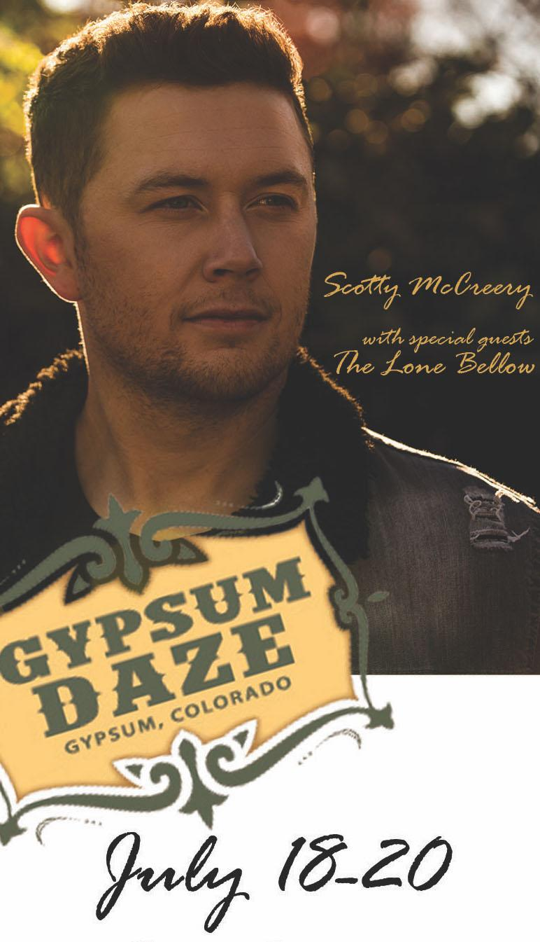 gypsum daze scotty mccreery