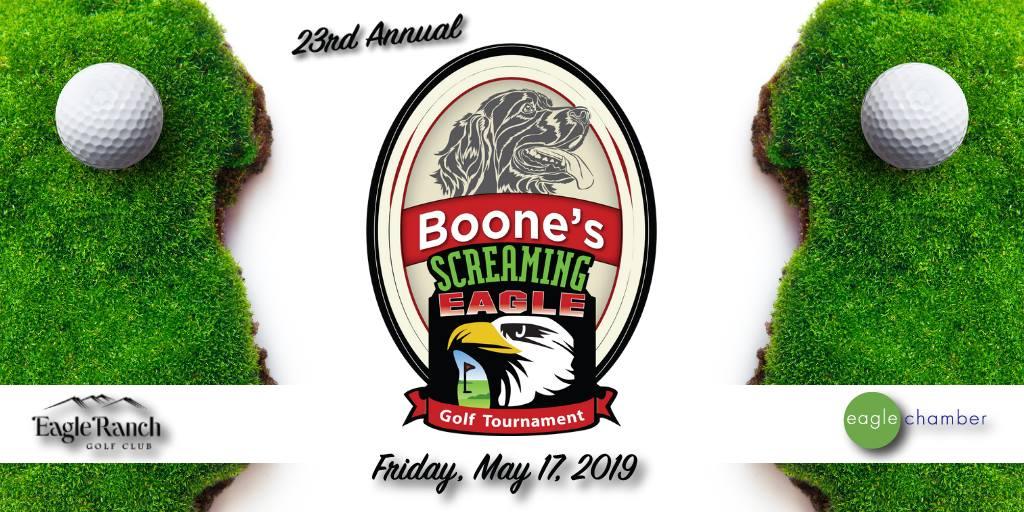 screaming eagle golf tournament