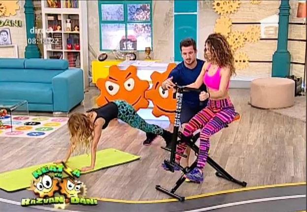 cel mai bun aparat fitness total crunch evolution pareri